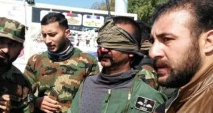 Pilot was in the custody of the Pakistan Army.