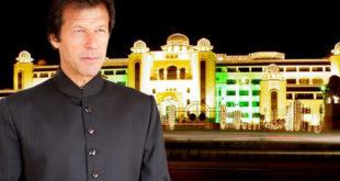 PM Imran khan new image