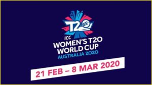 Women's T20 World Cup 2020 Schedule
