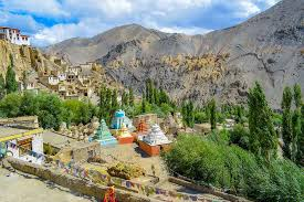 ladakh mountains kashmir hd wallpaper